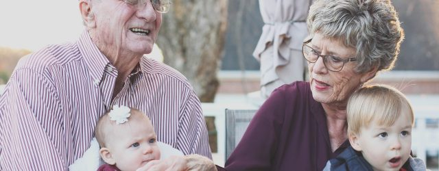 The facts about your rights as a grandparent - Caversham
